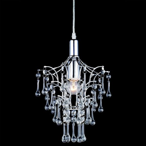 Petite 10 inch single light chandelier this one may be too small z lite petite chandeliers 51046 mini chandelier in aloadofball Gallery