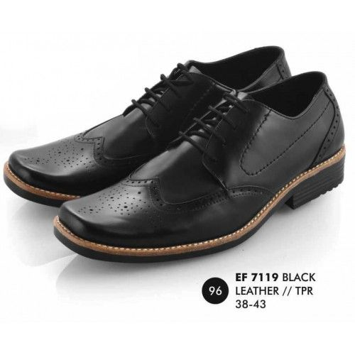 Sepatu Pantofel Pria Everflow Ef 7119 Sepatu Pria Sepatu Boots