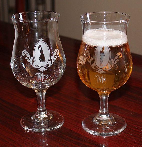 X4 Halloween wine glasses white skull design glass party table dinnerware decor