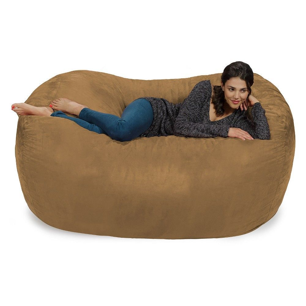 Stupendous 6Ft Microsuede Sack Earth Relax Sacks Products Bean Andrewgaddart Wooden Chair Designs For Living Room Andrewgaddartcom