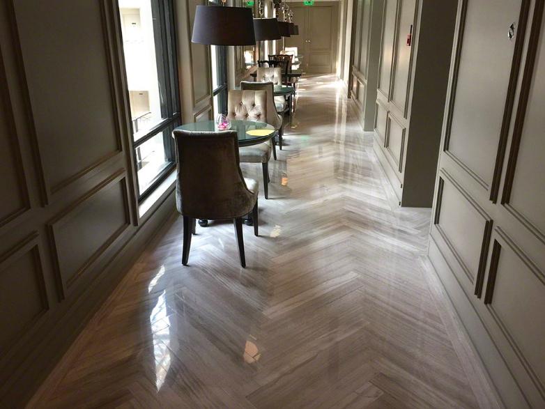 White Oak Limestone 6 X 24 Honed Marble Floor And Wall Tile