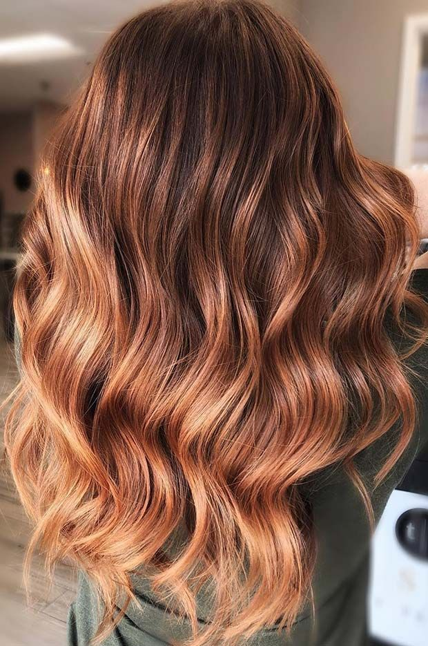 23 Best Fall Hair Colors Amp Ideas For 2018 Beautiful Hair