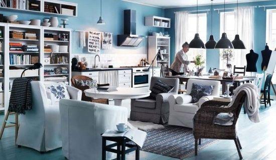 IKEA Living Room Design Ideas 2012 | | Ikea living room