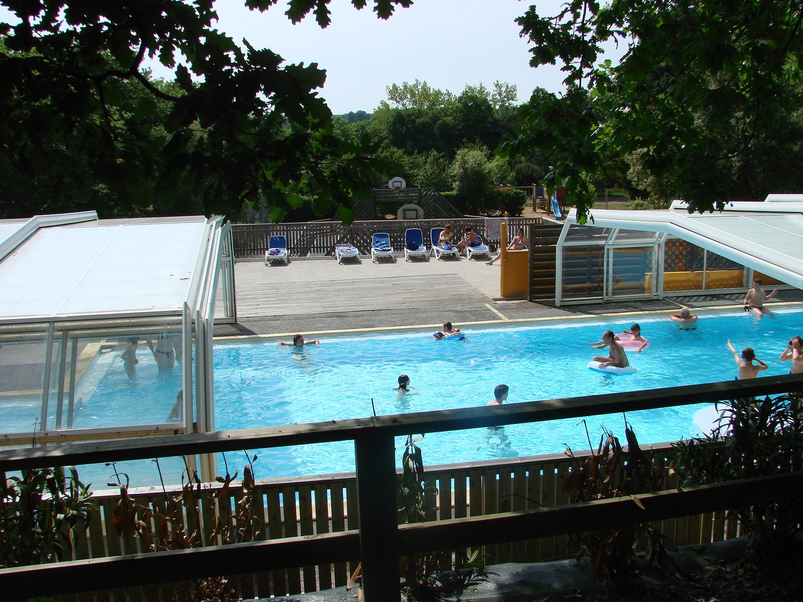 Camping le paradis talmont saint hilaire camping for Camping piscine vendee