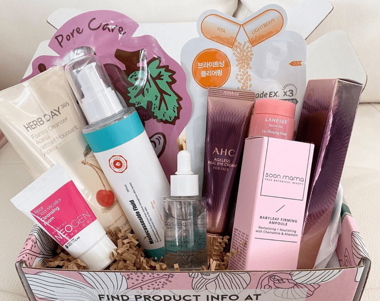 8 Korean Subscription Boxes We Re Not Sure How We Ever Lived Without In 2020 Skincare Subscription Box Beauty Box Subscriptions Subscription Boxes