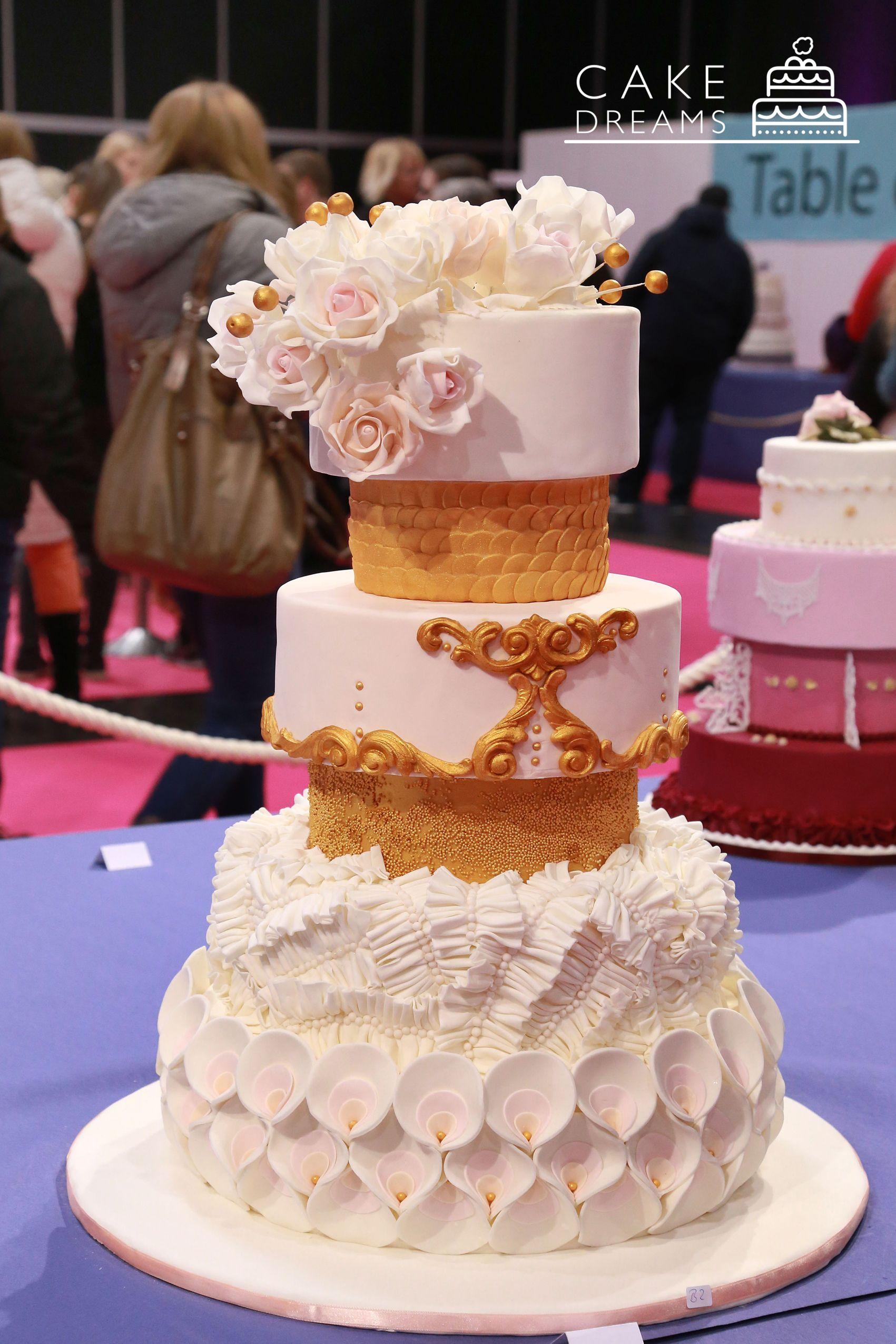 Hochzeitstorten Dortmund - Vanessa Fernandez Hochzeitstorte