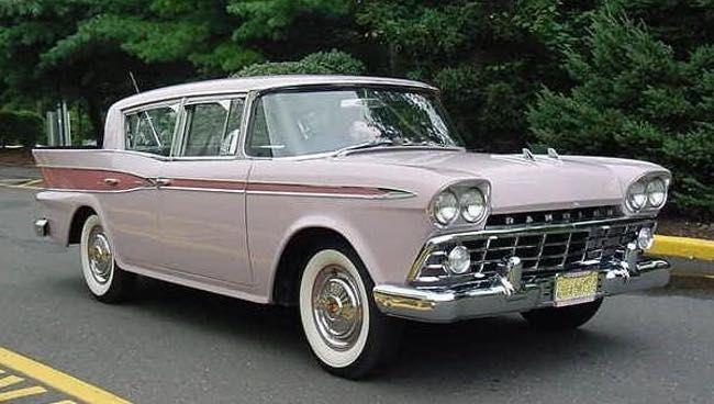 all rambler models: list of rambler cars & vehicles   america the