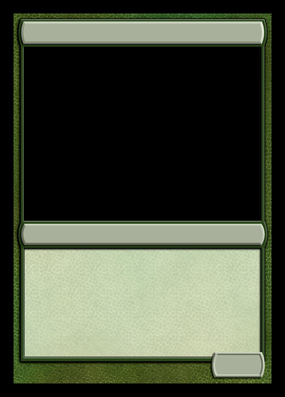 Printable Magic The Gathering Card Template - meditacaonavidareal For Blank Magic Card Template