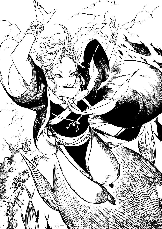 一个叫王王一个叫阿冬的微博_微博 Sketches, Art, Anime