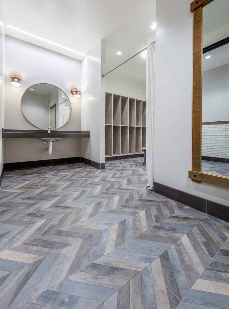 Image Result For Emser Chevron Tile On Floor Kitchen