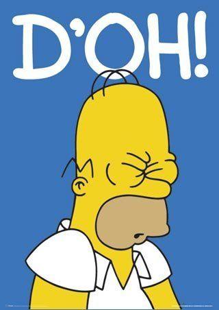 Marge Simpson komiska Porr HD porns webbplats