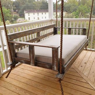 <strong>Vintage Porch Swings</strong> Creekside Porch Swing