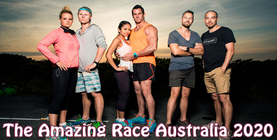 The Amazing Race Australia Auditions 2020 Details With