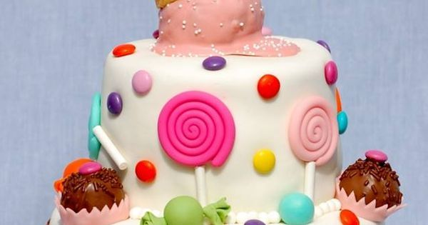 Candy themed party, Themed parties and Candy on Pinterest