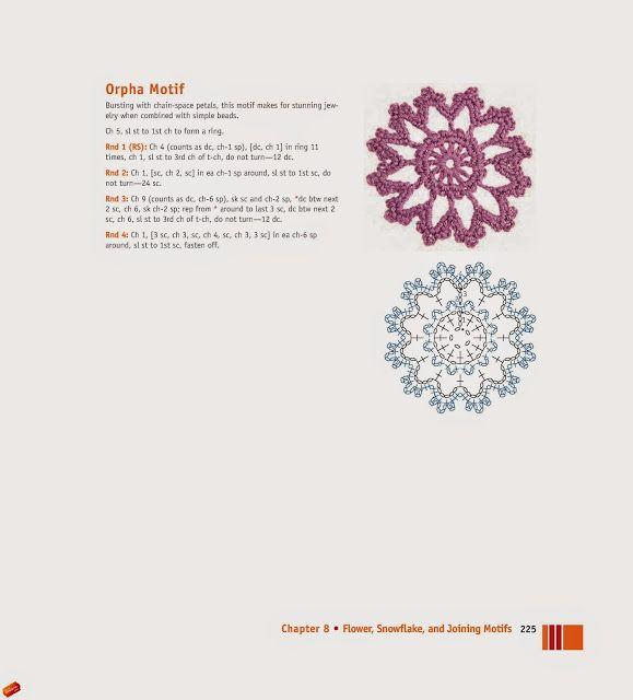 Crochet Visual - ivan petrov - Picasa Web Albums | snow flakes ...
