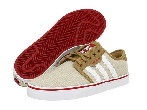 adidas skateboard seeley artigianato tela bianca / università / running