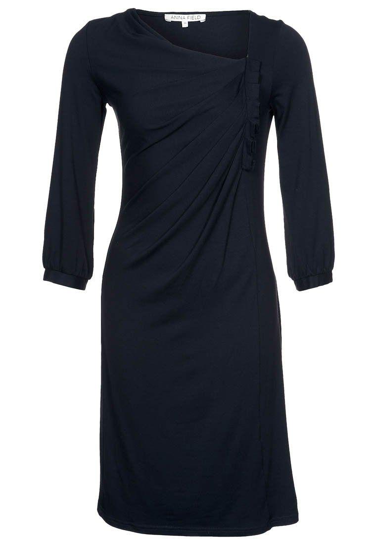 Anna Field - Vestido de algodón - negro 34,95€