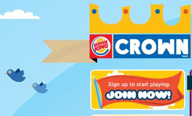 Free burger meal for kids on their birthday via Burger King