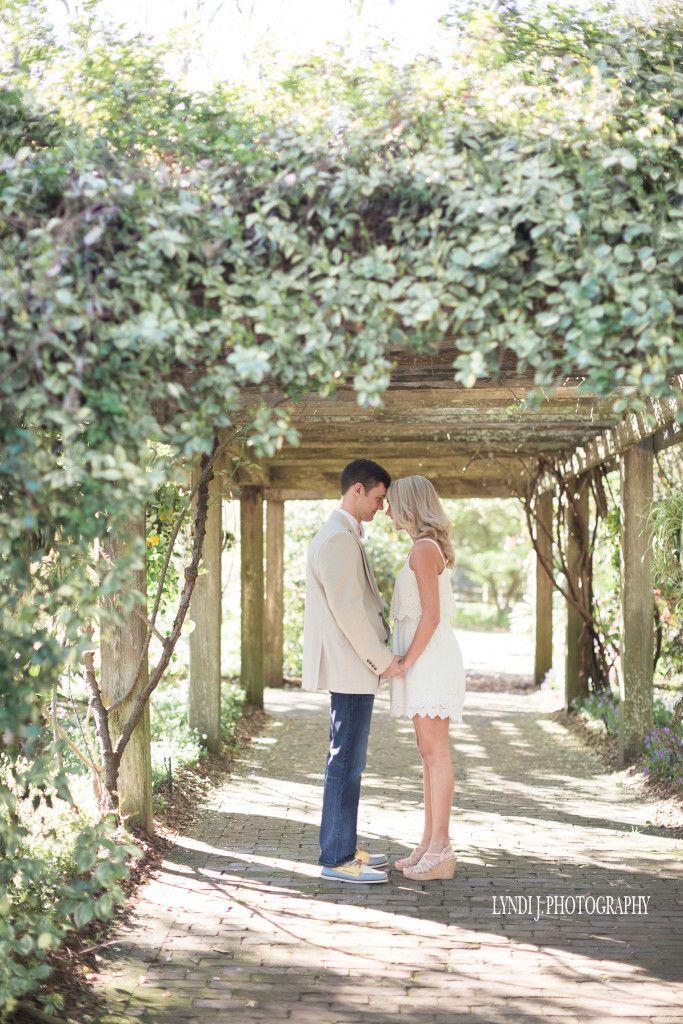 Statesboro Botanical Gardens Engagement | Savannah Wedding Photographers  Blog   Lyndi J. Photography