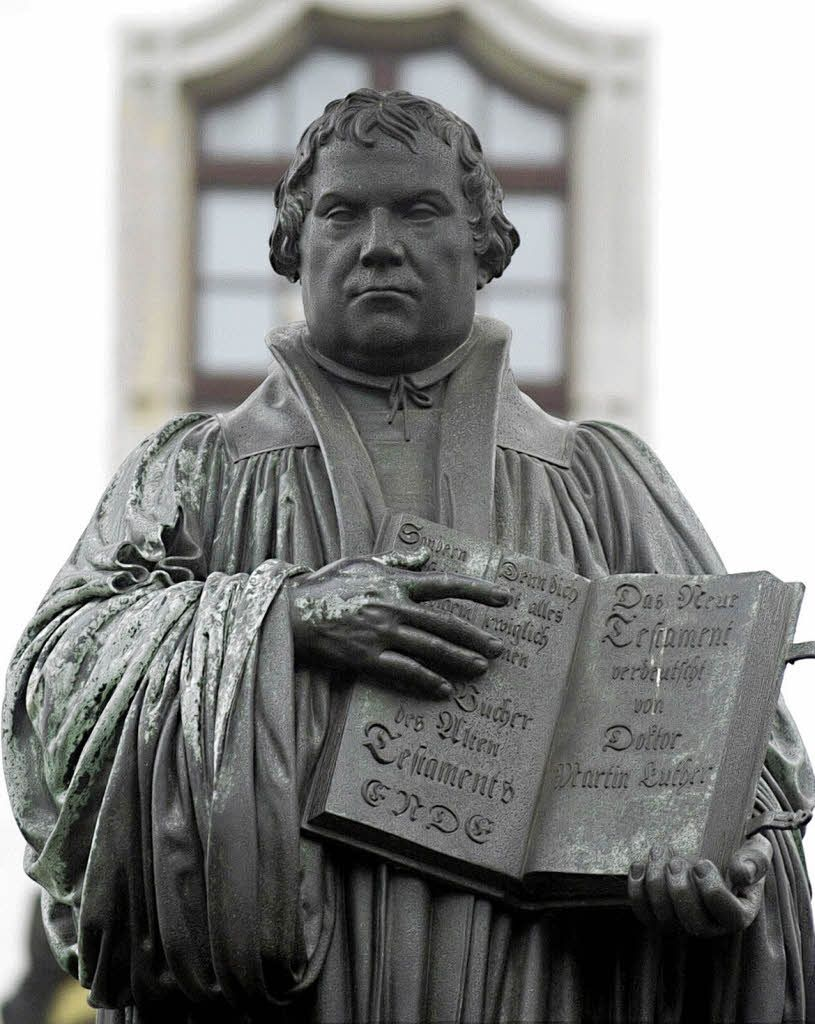 a biography martin luther a reformer Martin luther, the eldest son of hans luther, was born in eisleben, saxony on 10th  henry ganss has argued: luther the reformer had become luther the.