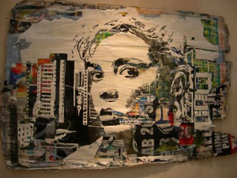 Great Contemporary Street Art With 6 Artist Names Selected From