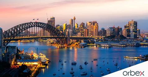 Sydney forex australi to china