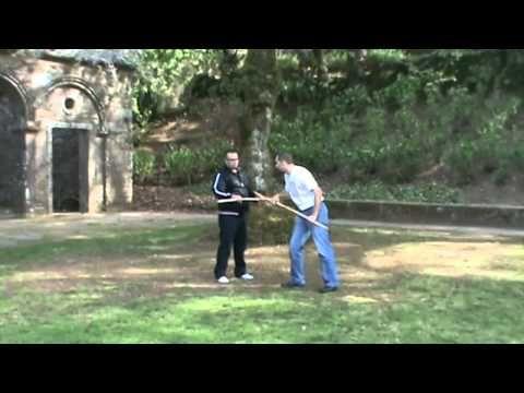▶ Algumas técnicas de Jogo do Pau / Some Jogo do Pau techniques - YouTube