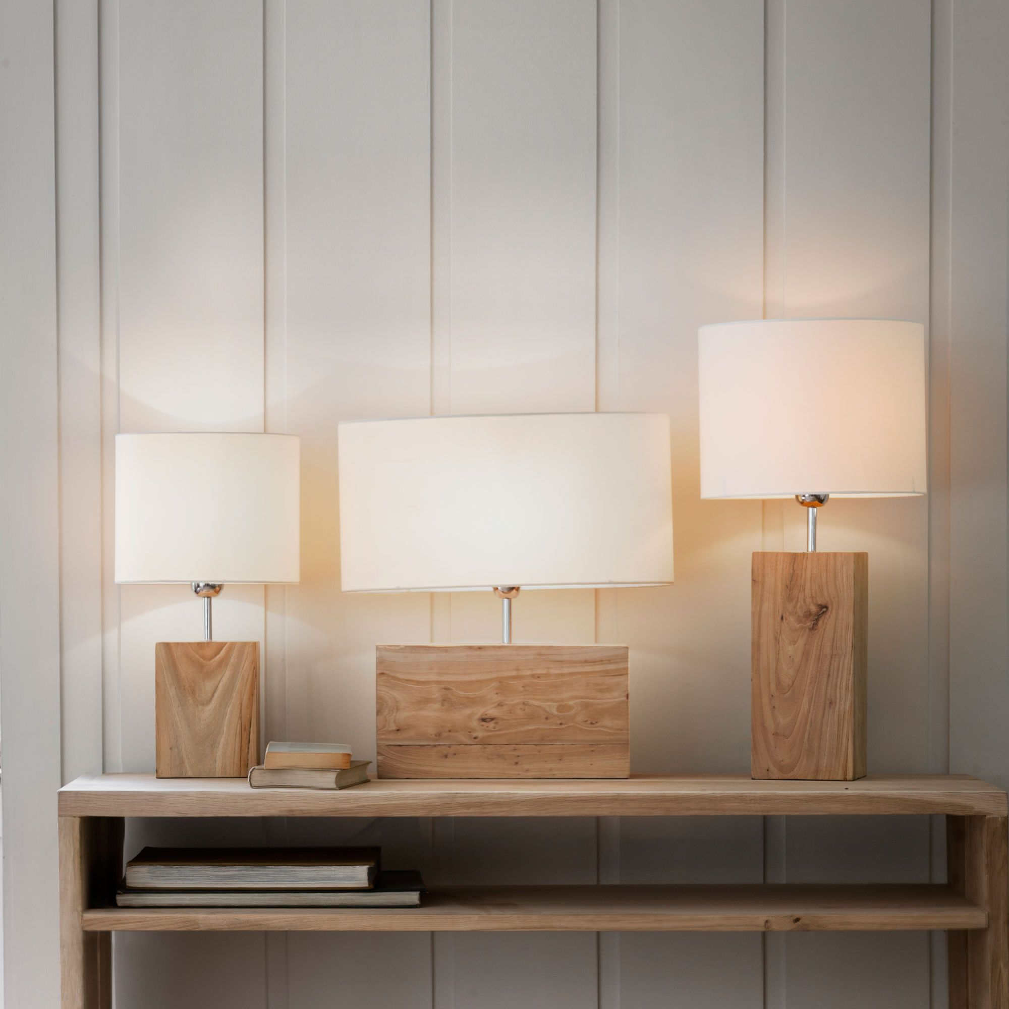 lampara de mesa elm mimubcom
