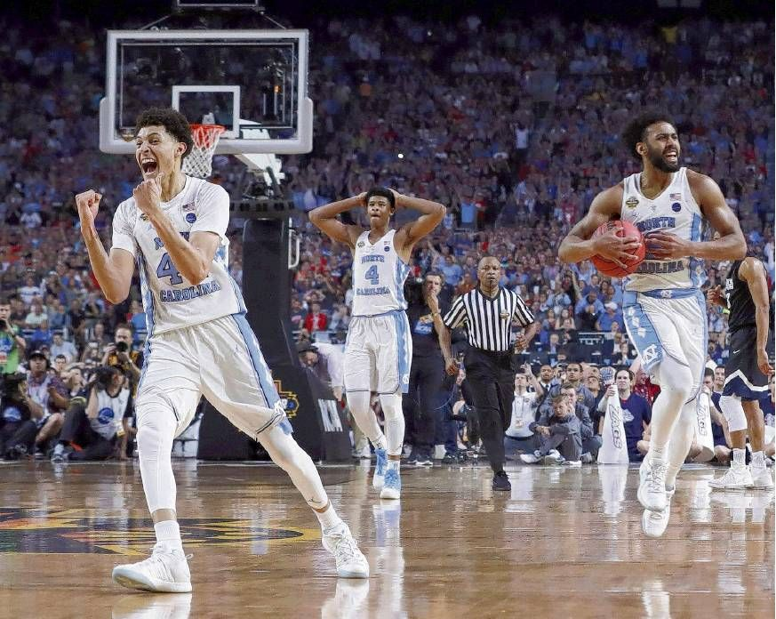 Carolina wins national championship unc tarheels