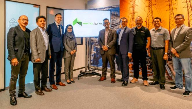 Malaysia S Drone Based Asset Management Startup Aerodyne Raises