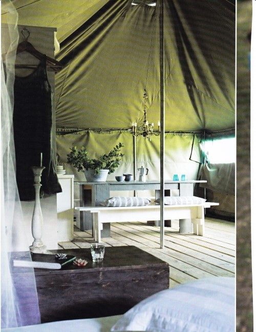 Fancy Camping   Glamping france, Tent glamping, Tent living