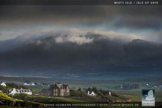 Quiraing , Isle of Skye
