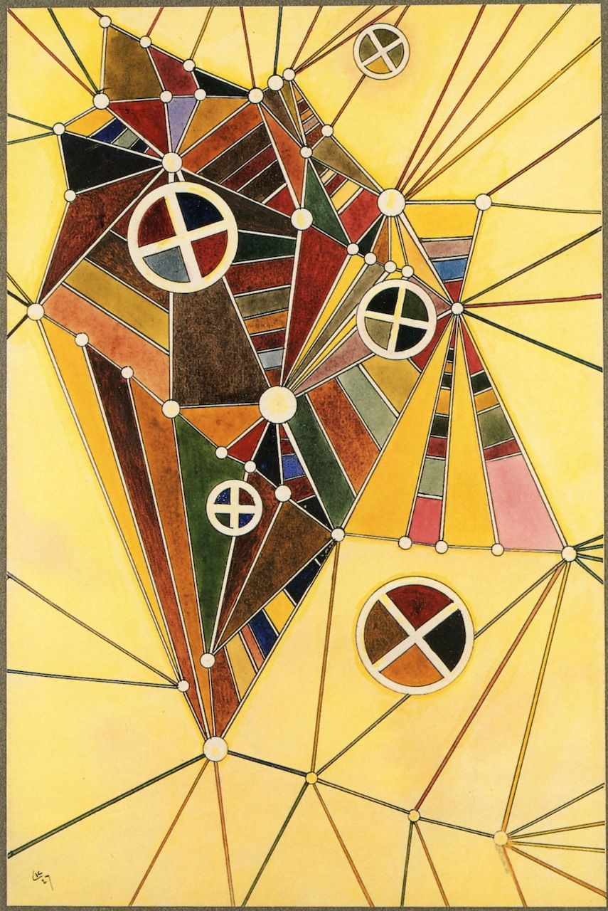 Arte Abstracto Lirica The Athenaeum In The Network Wassily Kandinsky Art