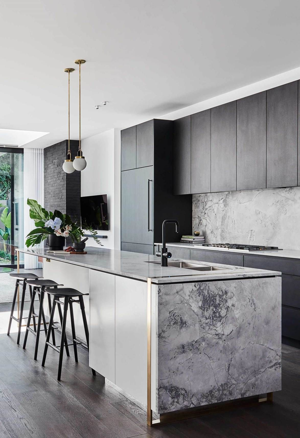 The Block's Alisa and Lysandra renovate a heritage home #kitchen