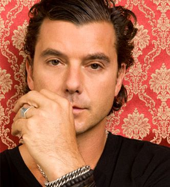 Gavin Rossdale. I could look into those eyes forever.