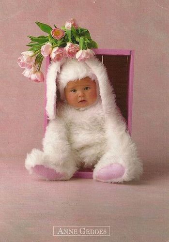 Cute Easter Babies - Anne Geddes (7) | pictures | Pinterest | Anne ...
