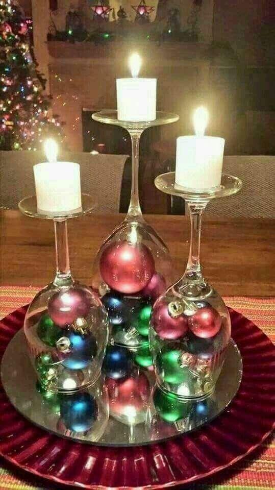 Pin de Eddy Adriana Rondon en decoración Pinterest Decoracion - decoraciones navideas para el hogar