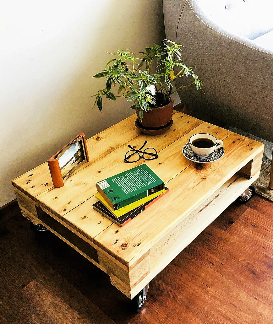 Repurposed Pallets Coffee Table Woodworking Projects Diy Pallet Projects Furniture Wood Pallets [ 1032 x 869 Pixel ]