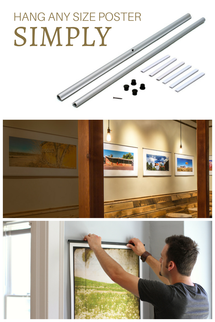 Use Posterhanger To Decorate Your Home Hang A Photo