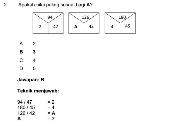 Contoh Soalan Peperiksaan Penolong Penguasa Kastam Wk29 Lengkap Exam Math Education