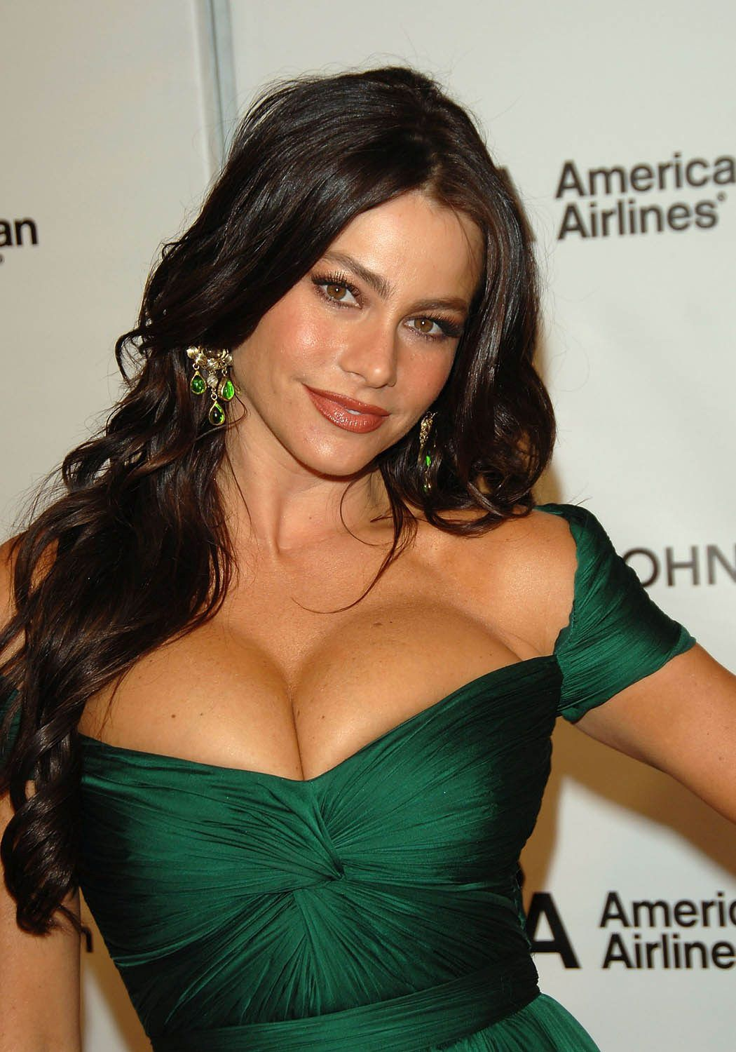 Cleavage Hot Sofia Vergara naked photo 2017