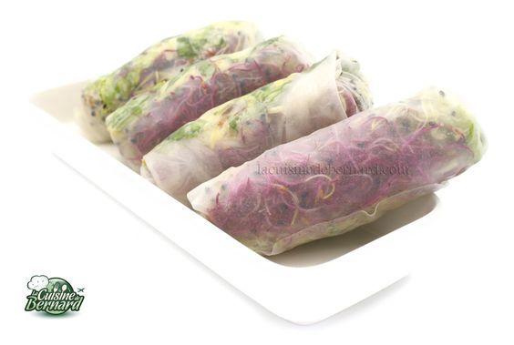 Rouleaux Salade César
