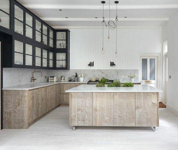 Travail Kitchen: Le Plan De Travail En Marbre
