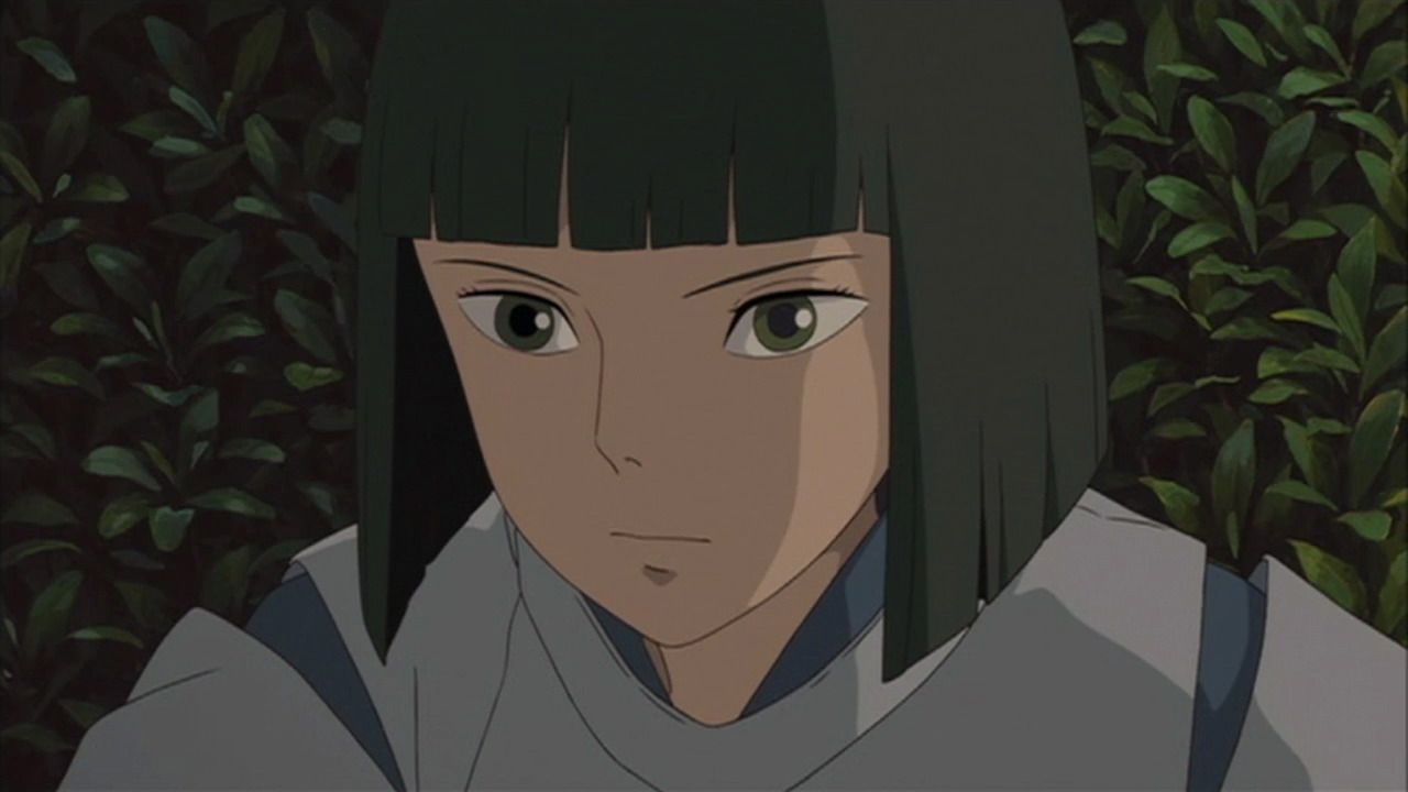 Haku from Spirited Away <3