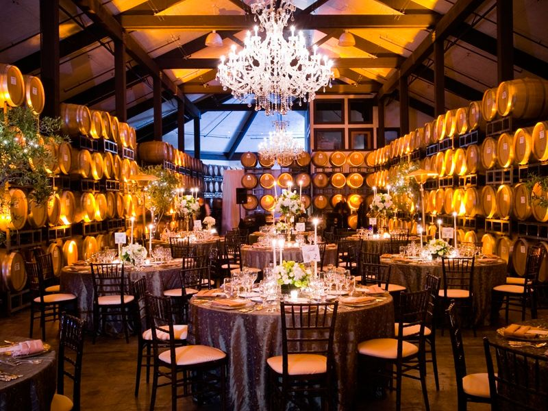 Cau Julien Winery Great Wedding Venue In Carmel Ca Just A Short Drive From