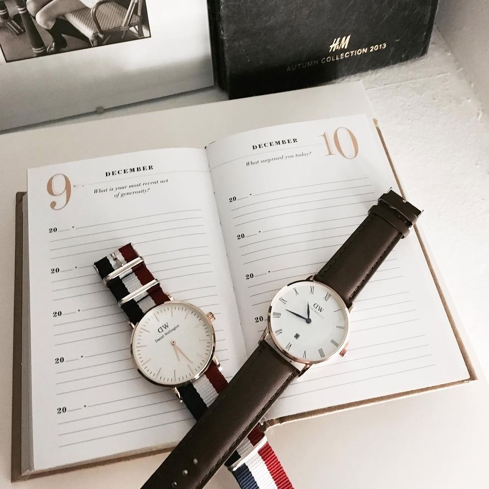 Distributor Jam Tanggan Daniel Wellington Classic Cambridge And Dapper Bristol