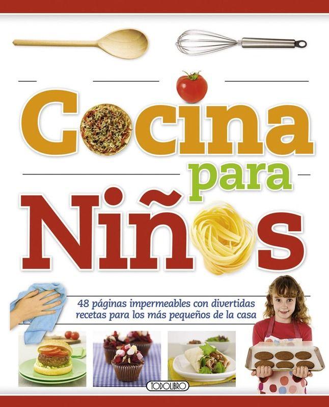 Libros De Cocina Para Niños   Buscar Con Google