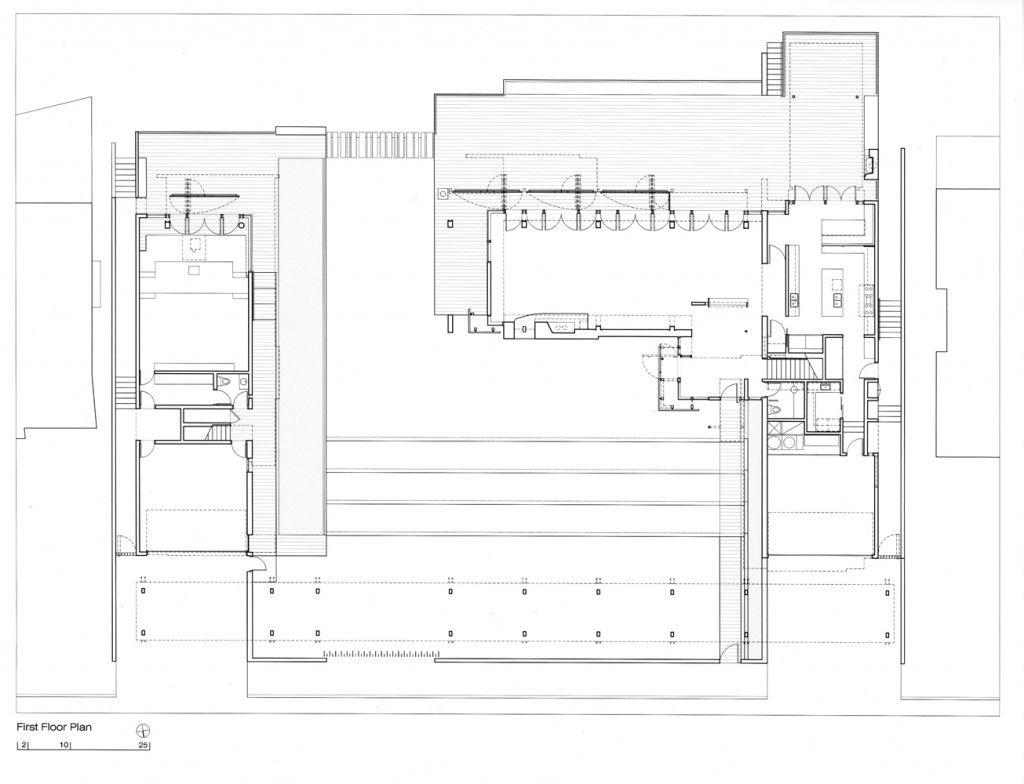Malibu Beach House – Richard Meier & Partners Architects   Leslie\'s ...