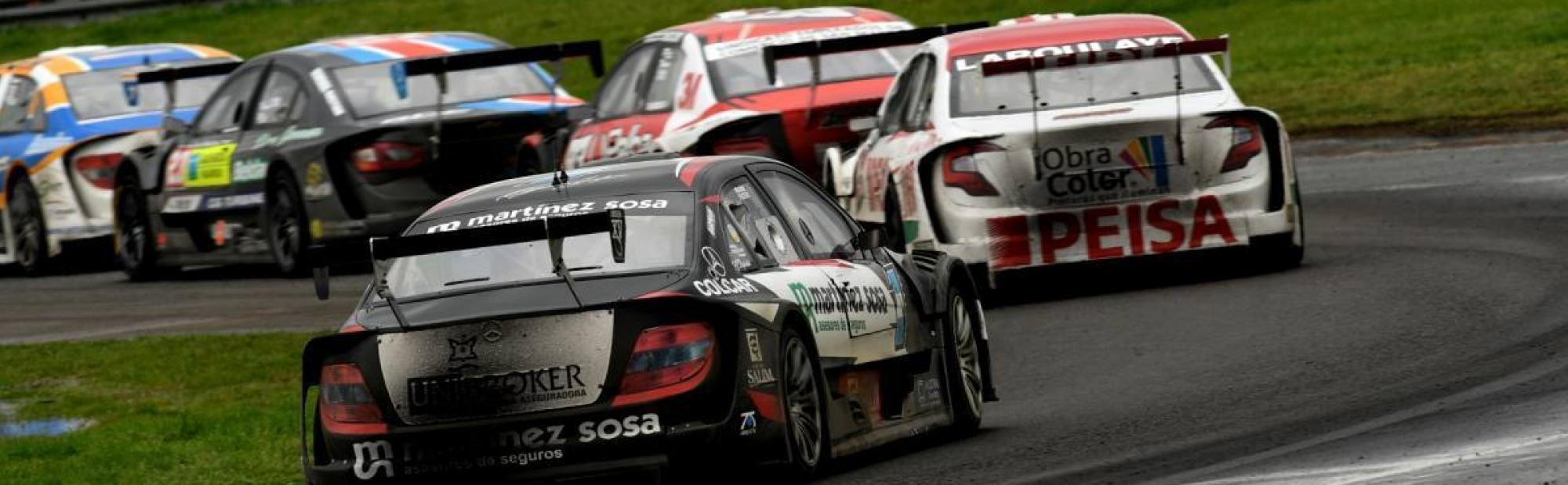 Tres pilotos con posibilidades de festejar en el Top Race