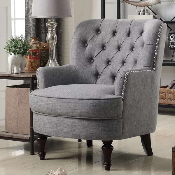 Jayde Armchair Wayfair Living Room Chairs Accent Chairs Furniture